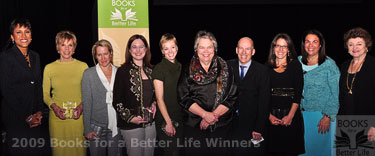 2009 Books for a Better Life Winners